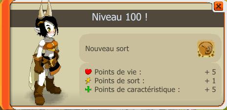 Up 100 et 140
