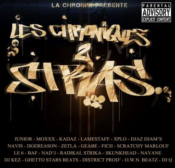 Les Chroniques de Stras Compile des MC'S de Strasbourg