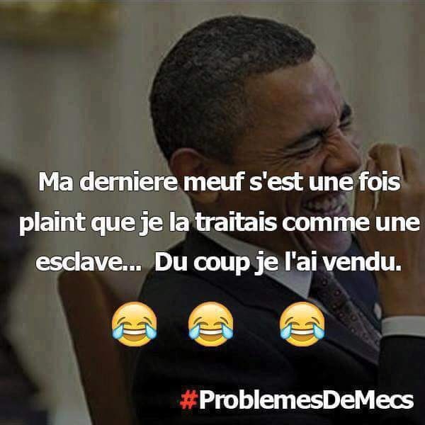 Les bonnes blagues d'Obama
