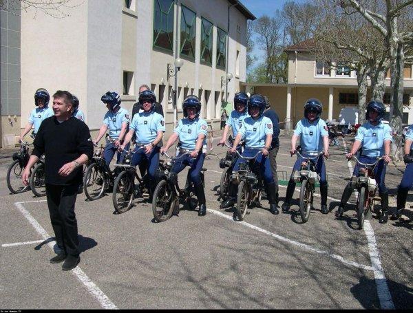 Restriction budgétaire dans la gendarmerie.