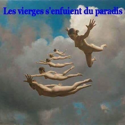 Scoop: Les vierges s'enfuient du paradis