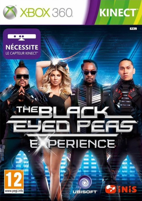The Black Eyed Peas - Experience- (Xbox 360)