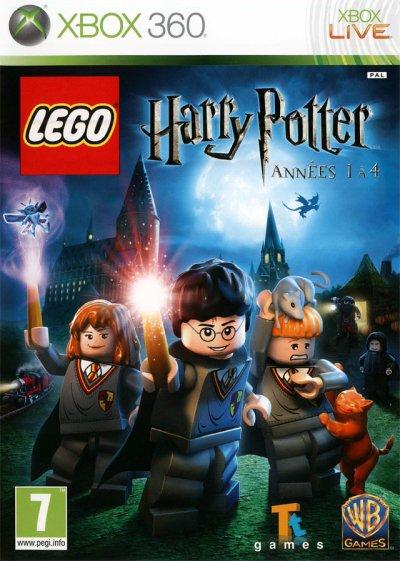 Lego Harry Potter -Années 1 à 4- (Xbox 360)