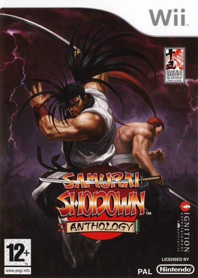 Samourai Shodown Anthologie (wii)