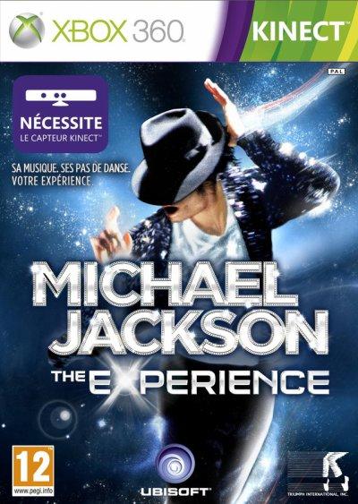 Mickael Jackson -The experience- (Xbox 360)