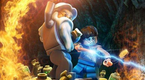 Lego Harry Potter  Année 5 à 7 (Terminé !)