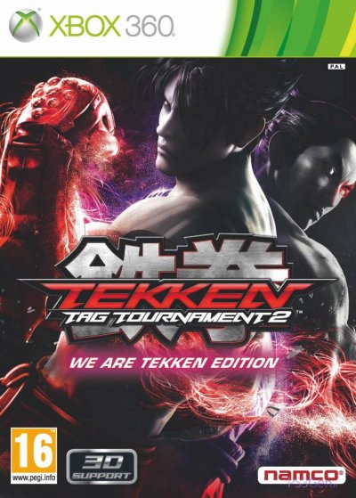 Tekken Tag Tournament 2 -collector Edition- (Xbox 360)