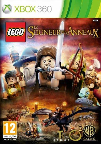 Lego le seigneur des anneaux (Xbox 360)
