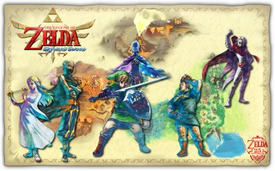 Zelda Skyward sword (Terminé !)