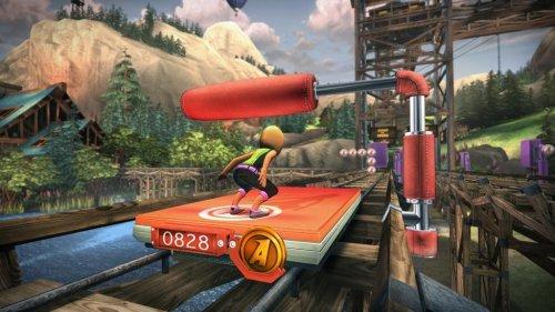 Kinect Adventure (Terminé !)