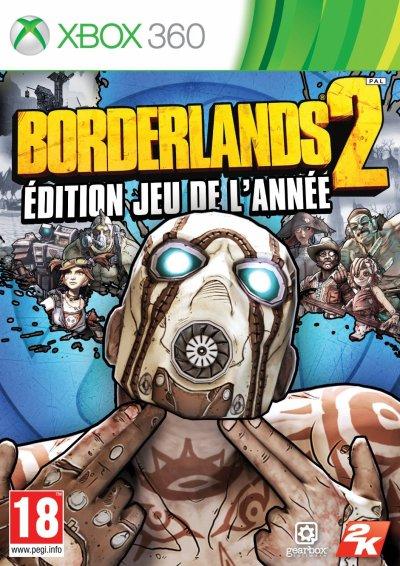 Borderlands 2 -Edition jeu de l'année- (Xbox 360)