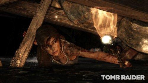 Tomb Raider (Terminé à 100%)