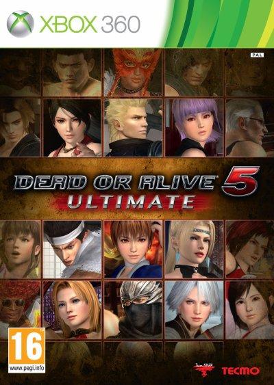 Dead or alive 5 -Ultimate- (Xbox 360)