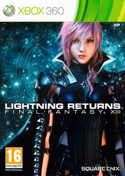 Lightning returns FFXIII (Xbox 360)