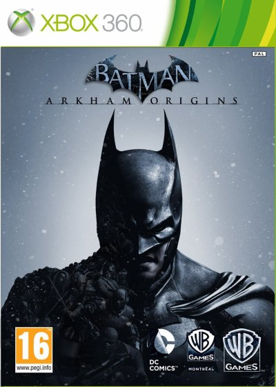 Batman Arkham origins (Xbox 360)