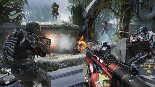 Call of Duty -Advanced Warfare- (Terminé !)