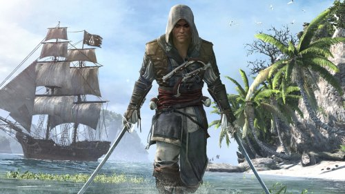 Assassin's creed Black Flag (Terminé !)