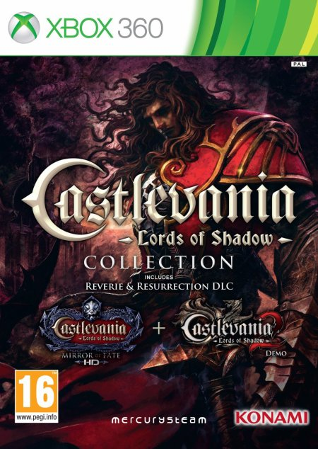 Castlevania Lord of Shadow Collection (Xbox 360)