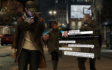 Watch dogs (Terminé !)