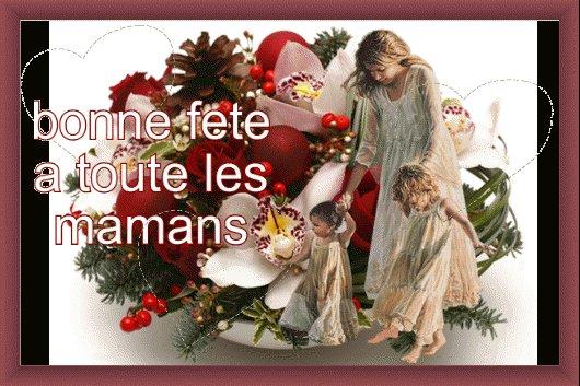 Doux Dimanche et Bonne fête des mères ...