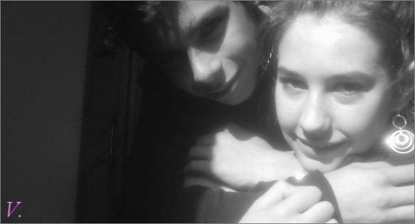 Maintenant, j'ai compris que tu es essentiel à mon bonheur. Je ne veux plus jamais te perdre. ♥