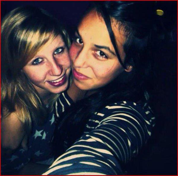 Ma meilleure amie, ma vie. <3