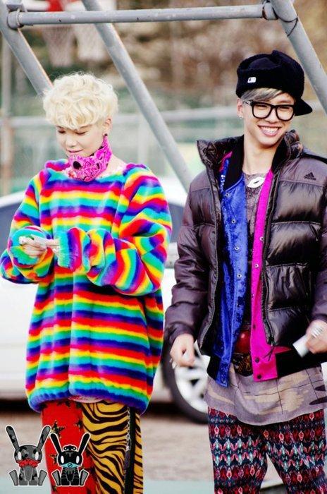 OS/LEMON > Bang & Zelo - Hyung & Noona ..? C'est faux. Dis moi que c'est faux !