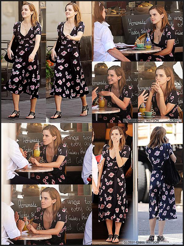 DIVERS⎪CANDIDS⎪EVENTS⎪PROJETS⎪MAGAZINE.__________- Posté le 19 juillet 2013 par Glossy-Emma-Watson.__________-