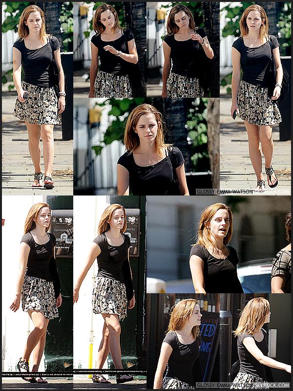 DIVERS⎪CANDIDS⎪EVENTS⎪PROJETS⎪MAGAZINE.__________- Posté le 22 juillet 2013 par Glossy-Emma-Watson.__________-