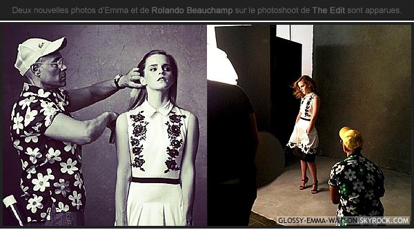 DIVERS⎪CANDIDS⎪EVENTS⎪PROJETS⎪MAGAZINE.__________- Posté le 26 septembre 2013 par Glossy-Emma-Watson.__________-