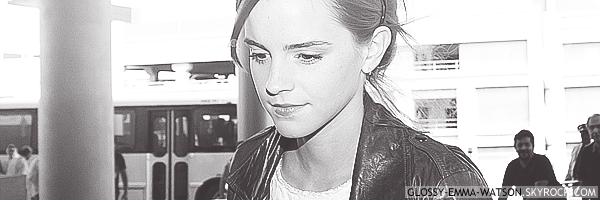 DIVERS⎪CANDIDS⎪EVENTS⎪PROJETS⎪MAGAZINE.__________- Posté le 24 octobre 2013 par Glossy-Emma-Watson.__________-
