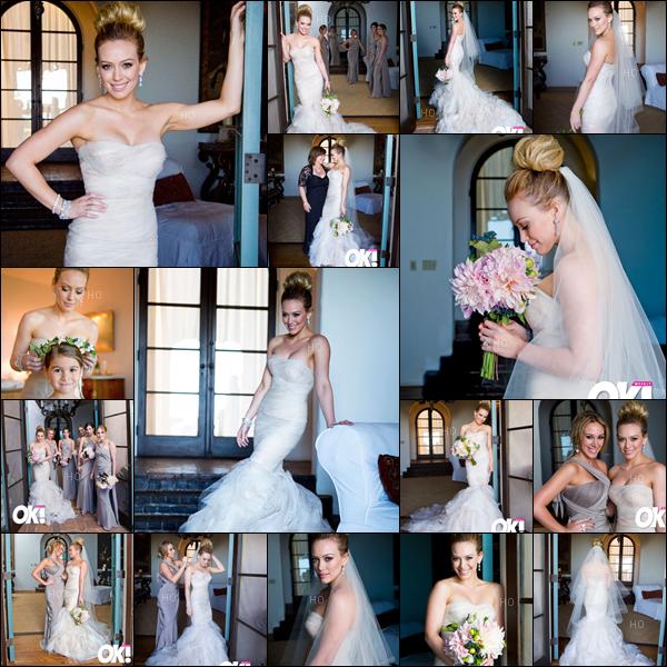 . 14.08.10 : Notre magnifique Hilary et Mike se sont mariés à Santa Barbara. Félicitation aux deux amoureux!.