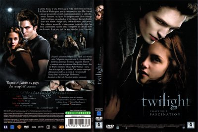 Twilight - Chapitre 1 fascination