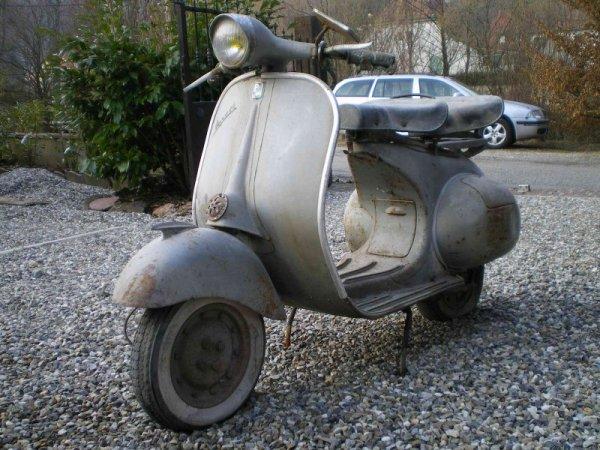 Vespa 150 GL  1957