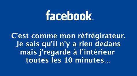 Facebook... C'est comme...