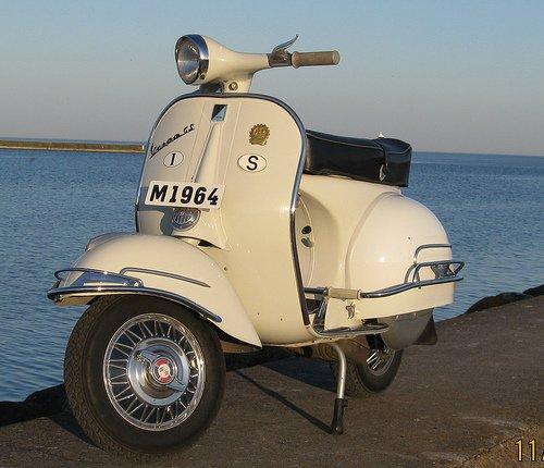 VESPA 160 DE 1960