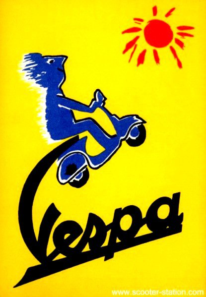 PHOTOS ET IMAGES DE VESPA Offertes par CHRIS 2/4