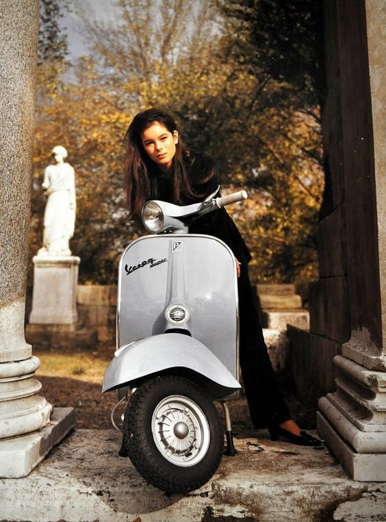 PHOTOS DE VESPA OFFERTES PAR CHRIS - 3/3