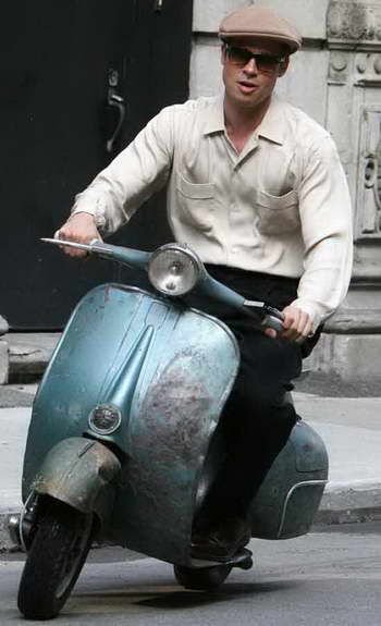 PHOTOS DE VESPA OFFERTES PAR CHRIS - 2/3