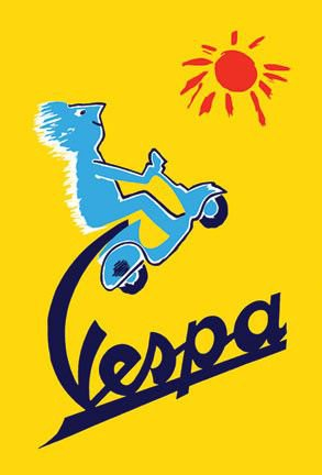 IMAGES ET PHOTOS DE VESPA OFFERTES PAR CHRIS - 4/4