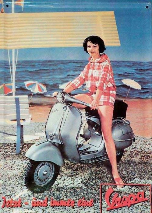 IMAGES ET PHOTOS DE VESPA OFFERTES PAR CHRIS - 3/4