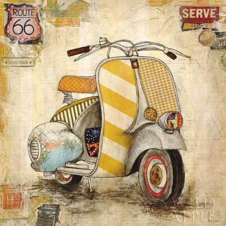 IMAGES ET PHOTOS DE VESPA OFFERTES PAR CHRIS - 1/4