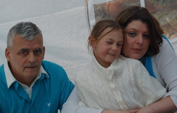 PHOTO ANNIVERSAIRE DE MA PETITE FILLE ALYSSIA SIX ANS