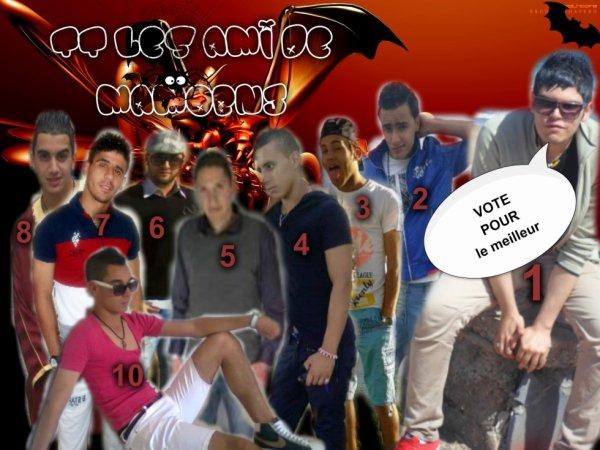 voter les amii