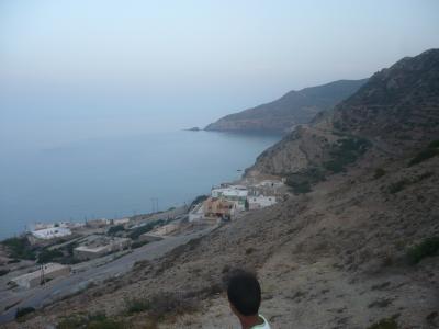 Le petit village de Tibouda