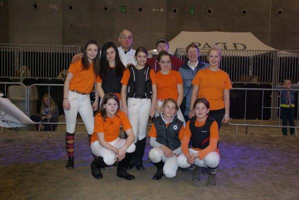 Salon du cheval de mons mars 2015 a la ferme des hobereaux - Salon du cheval a mons ...