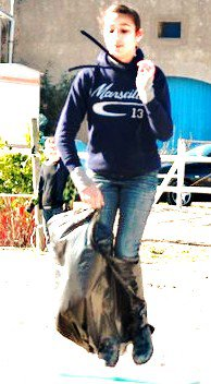 course en sacs !! =)