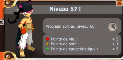Up 57