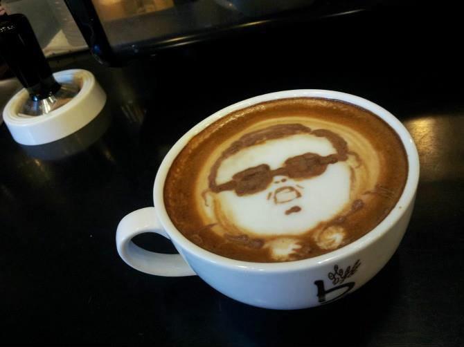 Trop la classe ! LE café
