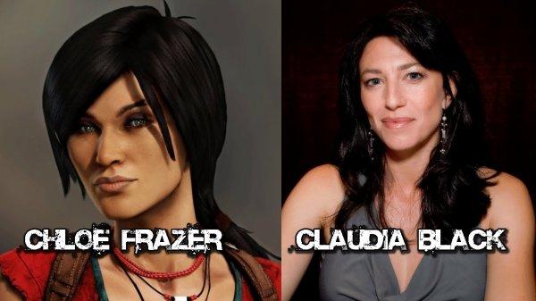 Chloé Frazer